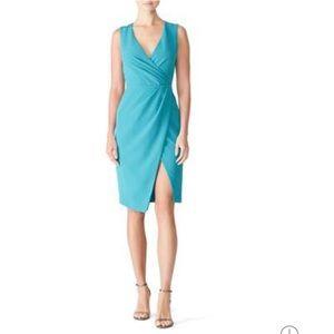 NWT Black Halo Blue Nora Dress